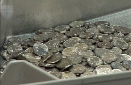 Тамбовчане принесли в банки монет на сумму более 1,7 млн рублей